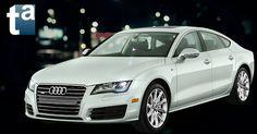 065 - CITY LIGHTS #Audi #A7 Sedan 3.0T Quattro 2015 #Automotive