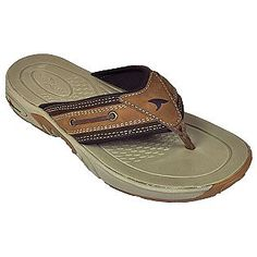 4ad9c4b7d262 Rugged Shark®- -Men s Sandal Bimini - Brown Shark Shoes