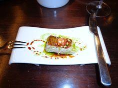 Amazing pintxos @ Restaurant Corinto Y Oro!
