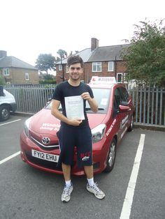Great result for Nicholas Krzywkowski from Battersea who passed his driving test at Morden Driving test centre on Monday 5th August.  His driving instructor Tariq Qureshi sends his warmest regards and all the team at Wimbledon Driving School hope you enjoy your new freedom.