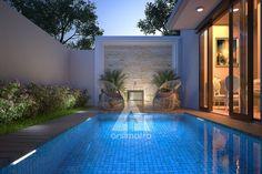 Dashing Pool Design