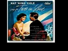Music of the day - Almost like Being in Love.  Gata love Nat King Cole.  5/1/13