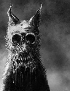 Stephen Gammell | tenho um gosto muito grande por filmes de terror.