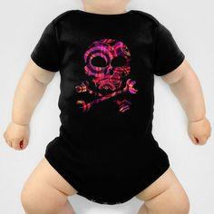 PATTERN-5 [atmospheric circle design] Onesie by Pia Schneider [atelier COLOUR-VISION] #art #abstract #design #graphicdesign #illustration #geometric #colorful #vector #vectorart #piaschneider #ateliercolourvision #modern #pattern #elegant #style #circle #unique #red #purple #orange #black #salmon #violet #atmospheric #circledesign #onesie #kids #baby #parents #cool #clothes #boys #girls #cotton #unisex #skullshape #skull
