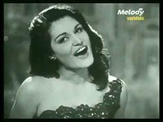 """DALIDA - """"Come prima"""" (""""Tu Me Donnes"""") (1958) HQ"""