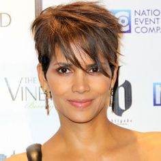 10 of Halle Berry's Best Hairstyles