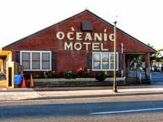 Located at 710 S. Oc md near the inlet. Taken on November 2016 by Lea Doughty Ocean City Md, November 12th, Beach Bum, Motel, Maryland, Philadelphia, Sweet Home, Cabin, House Styles