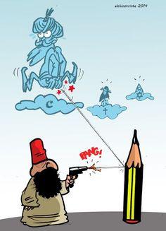 Cartoon Movement - Charlie Hebdo