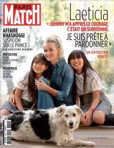 Laura Smet, Interview, Testament, Paris Match, Sean Connery, That's Love, David, Digital, Amor