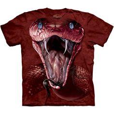 Mamba Face (The Mountain) T-Shirt jetzt kaufen! EMP
