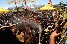 Coachella Weekend Day 1 Photos: Shirtless Dudes, Sombreros, and A Giant Snail: LAist Coachella Weekend 2, Coachella 2013, Giant Snail, Reasons To Live, Festivals, Concert, Day, Photos, Sombreros