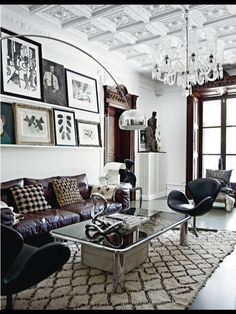 A touch of Luxe: By Malene Birger's Palma home...
