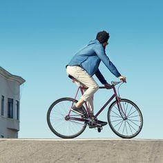 brand_pl#springsummer15 #spring #summer #levis #liveinlevis #commuter #men #mencollection #bike #bicycle