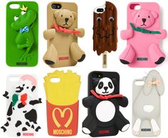 Moschino iPhone Cases