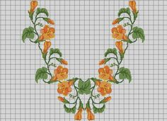 Cross Stitch Rose, Le Point, Cross Stitch Patterns, Arm, Cross Stitch, Railings, Bedspreads, Vintage Pictures, Punto De Cruz