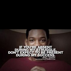 True friends quote by Will Smith