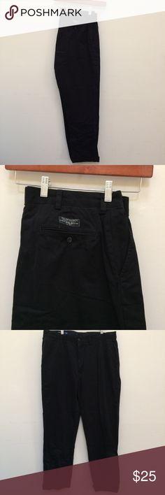 100% Cotton Black Prospect Polo Pants 100% Cotton Black Prospect Polo Pants by Ralph Lauren! Size 38x34 Polo by Ralph Lauren Pants Chinos & Khakis