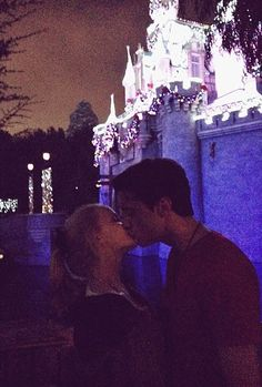 Pics: Dove Cameron And Ryan McCartan At Disneyland Resort November 8, 2013