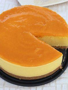 Cheescake Frío de Mango