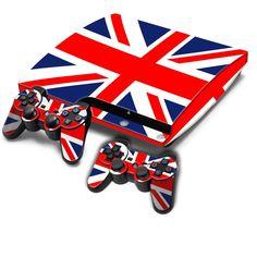 Union Jack games console