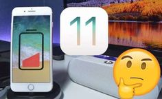 iOS 11 - ce Autonomie a Bateriei ofera pentru iPhone si iPad dupa Instalare ?