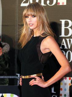 Taylor Swift: Bronzed and Beautiful