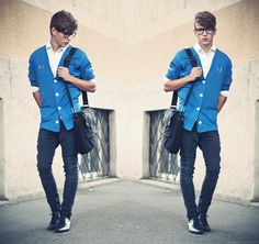 I'm not ravenclaw! (by Gabriel W.) http://lookbook.nu/look/2156355-i-m-not-ravenclaw