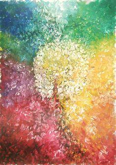 PINTURA ABSTRACTA (Abstract painting) www.manuelluna-co.blogspot.com