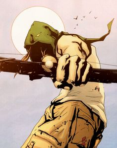 Green Arrow by Jock