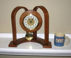 The Dale Maley Family Web Site - Steam Bent Clock II