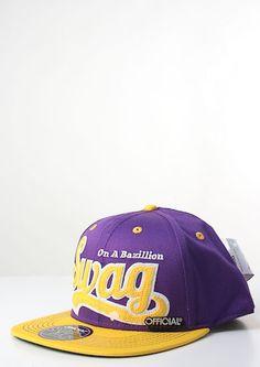 Swag Purple Yellow