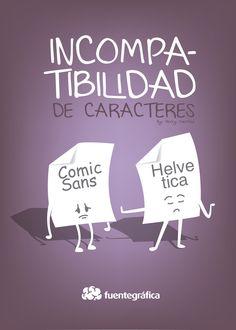 Incompatibilidad de Caracteres by: Henry Fuentes