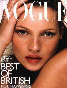 ケイト・モス(Kate Moss)の表紙