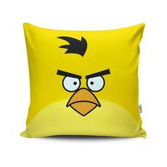 Almofada Infantil Angry Birds (Chuck)