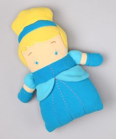 Cinderella Plush Toy from Story Time Classics on #zulily!