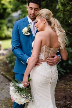 Wedding Hairstyles Inspiration : A Saturday Selection of Irish Real Love Stories Boho Gown, Bridal Jumpsuit, Wedding Hair Inspiration, Irish Wedding, Real Love, Wedding Couples, Love Story, Wedding Styles, Real Weddings