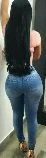 Tight Thighs, Superenge Jeans, Curve Jeans, Lingerie, Best Jeans, Car Girls, Girls Jeans, Sexy Women, Gifs