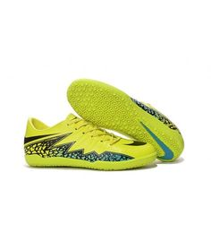 Nike Hypervenom Phelon II IC SÁLOVÁ muži kopačky žlutý černá a73b9b640d