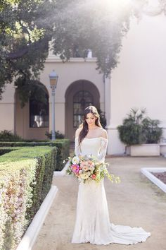 Photography: Reverie Supply - reveriesupply.com  Read More: http://www.stylemepretty.com/california-weddings/2015/03/19/romantic-european-elopement-inspiration/