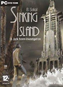 Claire's Adventures: Sinking Island - IMHO è qui!!! In attesa della recensione di Moebius...beccatevi l'Isola Affondante :) dalla penna magica di Benoit Sokàl! :)