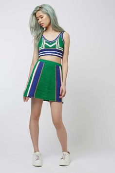 Rio Crochet Skirt