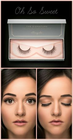 74cfd6aea83 The purpose of false eyelashes...to look natural on your eyes. #. ESQIDO