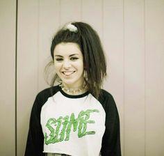 cute smile • charli xcx