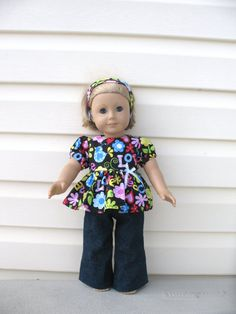 Doll Clothes Fit American Girl Our by roseysdolltreasures on Etsy, $11.99