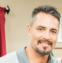 Victor Webster - I only like the Hallmark Channel Victor, not the Days of Our Lives version.