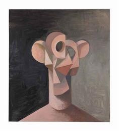 George Condo, Constructed Head
