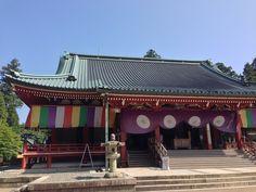 比叡山 延暦寺 in Ōtu, 滋賀県