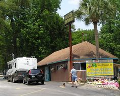Alachua FL RV Park - Pet-Friendly RV Resort - Travelers Campground RV Park is conveniently located right off of in Alachua, Florida Rv Parks In Florida, Florida Camping, State Of Florida, Rv Camping, Rv Parks And Campgrounds, Yard, Travel, Patio, Viajes