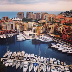 """Monte Carlo. """"This is the snobbiest place on Earth. It makes Los Angeles look like North Korea."""" - Jeremy Clarkson."""