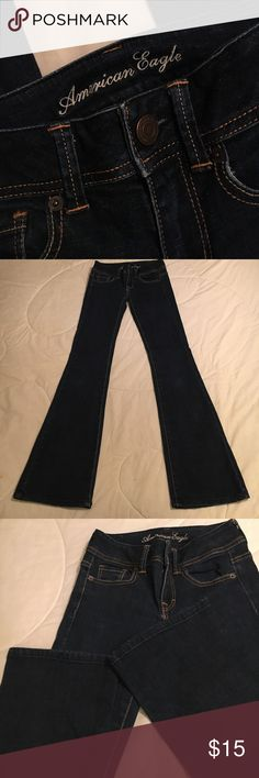 """American Eagle Outfitters Original Boot Stretch American Eagle Outfitters Original Boot Stretch with Approx 31"""" Inseam, like new condition American Eagle Outfitters Jeans Boot Cut"""